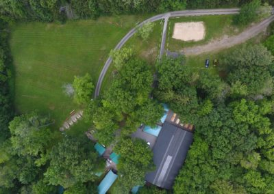 21 Mt. Top Grove Aerial