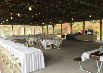 3d View Wedding Bar Pavilion