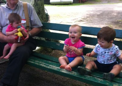 7 Grandpa with Kids