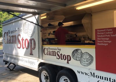 Clam Stop Cooking