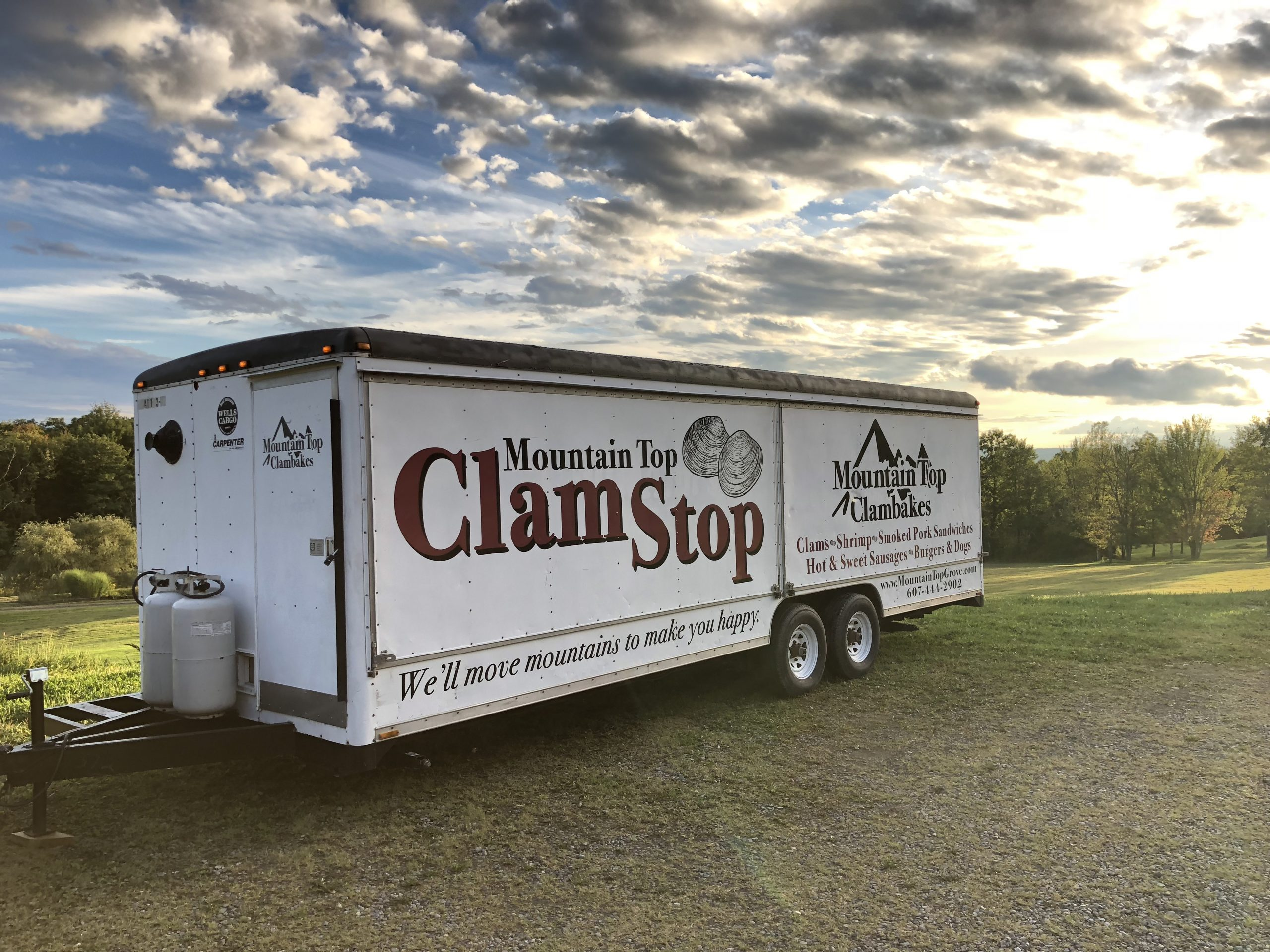 Clam Stop Food Truck
